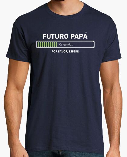 Tee-shirt futur papa