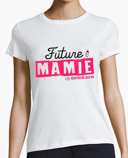 Camiseta futura abuelita 2019