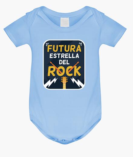 Ropa infantil Futura Estrella del Rock