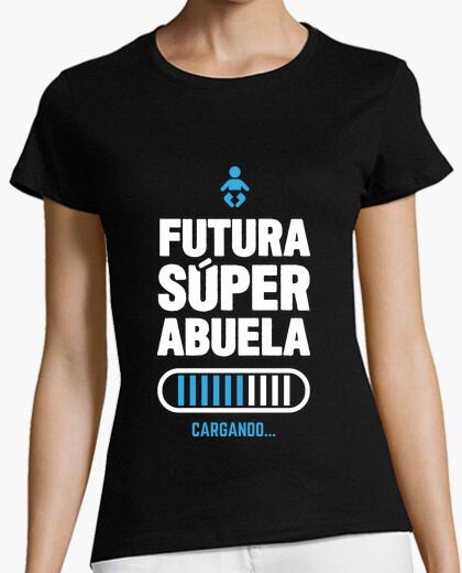 T-shirt futura super nonna