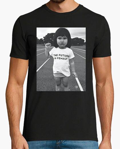 """Camiseta """"Future is female"""""""