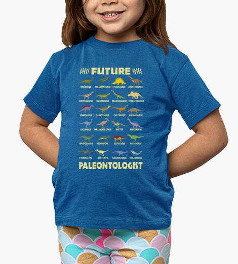Future paleontologist lovers dinosaurs kids clothes