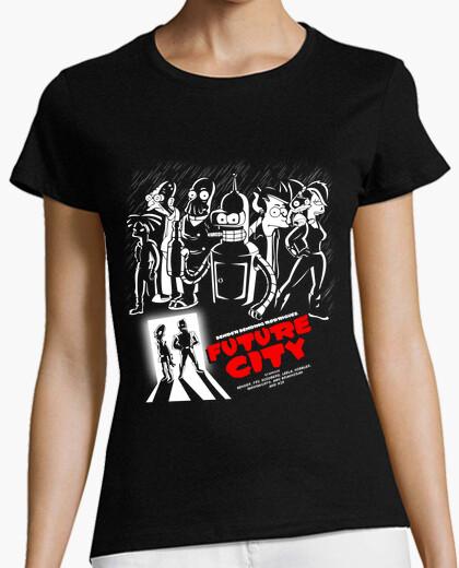 Tee-shirt future ville
