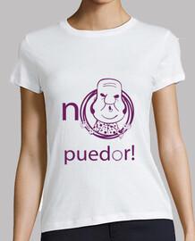 g-Shirt NO PUEDOR! F
