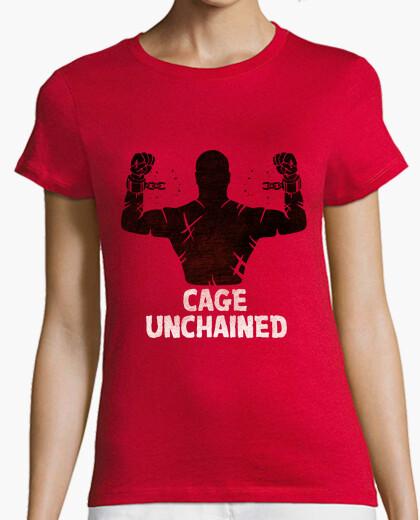 T-shirt gabbia scatenato