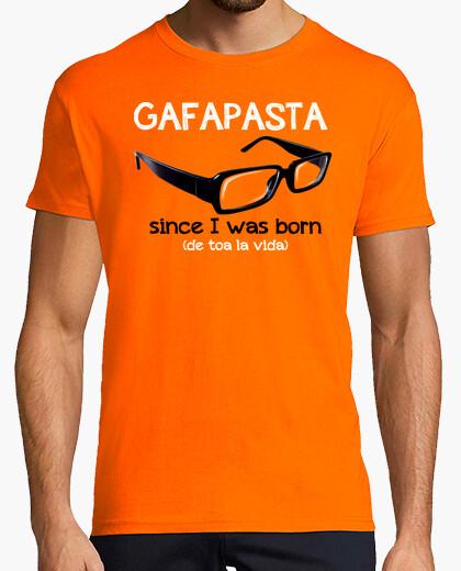 Camiseta gafapasta de toa la vida SC