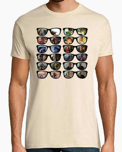 Camiseta Gafapastas series de TV