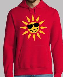 gafas de sol cara sonriente
