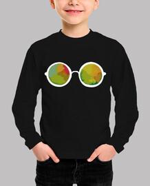Gafas de Sol Cristal Colores