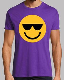 gafas de sol de smiley