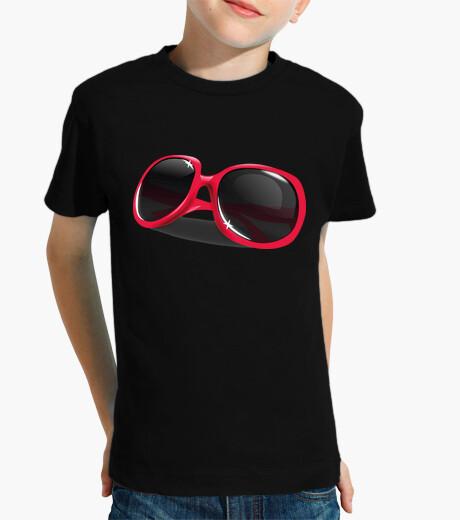 Ropa infantil Gafas de Sol Rojas