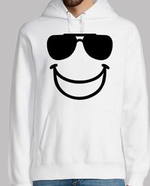 gafas de sol sonrientes divertidas