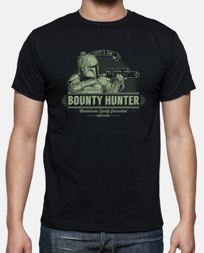 Galactic Bounty Hunter