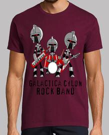 Galactica Cylon Rock Band