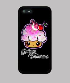 galaxie délicieux rose-iphone5