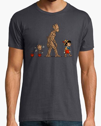 Galaxy evolution t-shirt