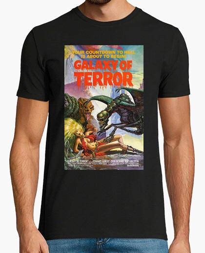 Camiseta Galaxy of Terror
