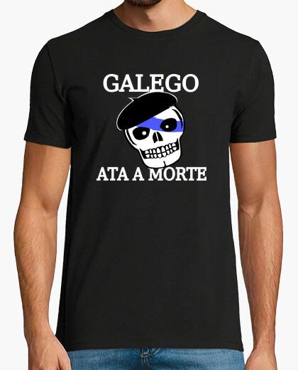 Camiseta GALEGO ATA A MORTE