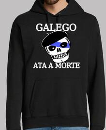 Galego lega a morte