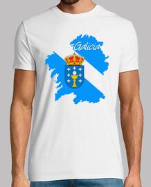 Galicia (map and shield)