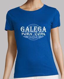 galicienne  T-shirt  de pur-sang - ubuntu