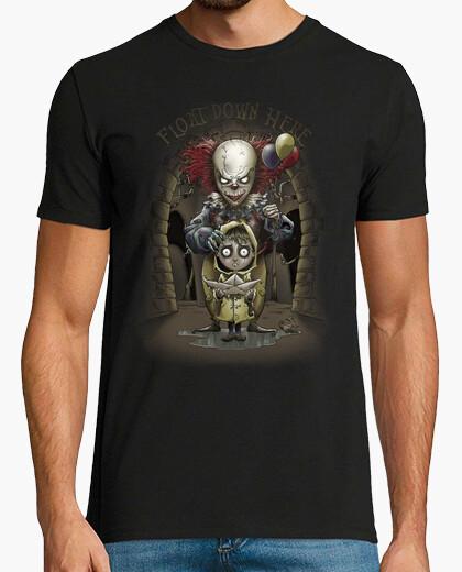 T-shirt galleggiante