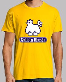 Galleta blanda