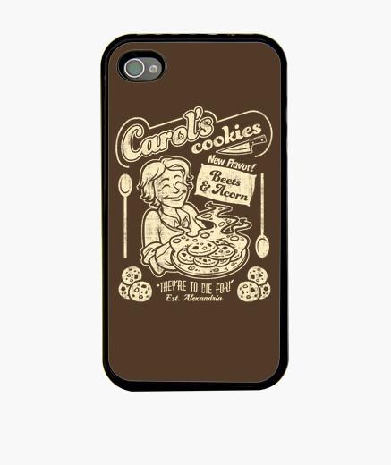 Funda iPhone galletas de villancicos