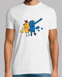 Gallifante camiseta hombre