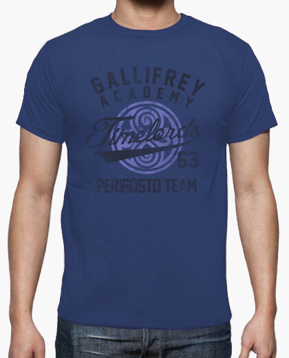Camiseta Gallifrey Timelords