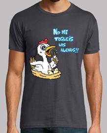 gallina arrabbiato