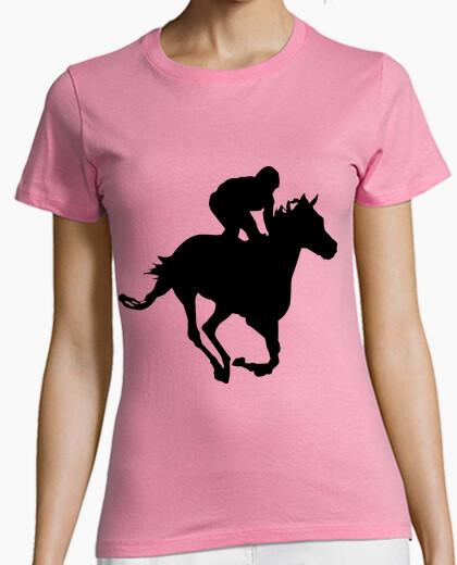 T-shirt galoppo ca ball o ciao grattachecca  fi