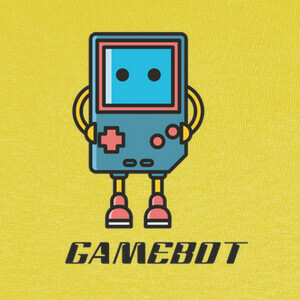 Camisetas Game Boy