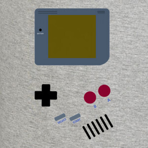 Camisetas GAME BOY NINTENDO RETRO