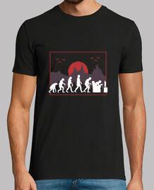game evolution shirt