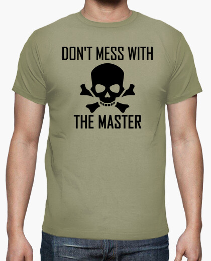 Game master - dungeon master - role t-shirt