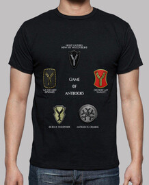 Game of Antibodies Oscura 2 Hombre