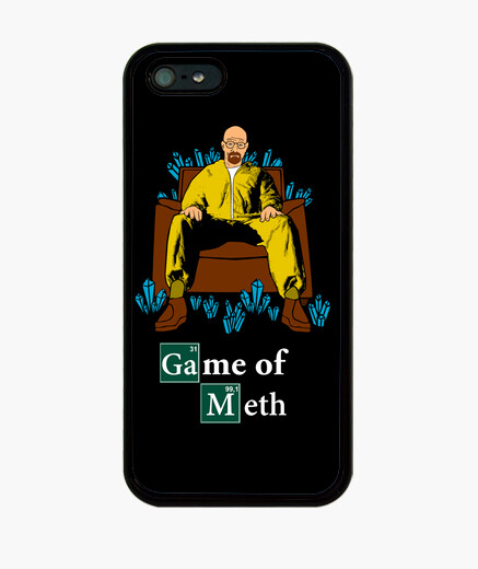 Game of Meth Funda Iphone