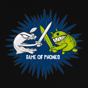 Camisetas Game of Phones