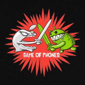 Camisetas Game of phones 2