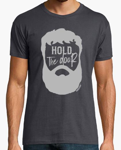 Camiseta Game of Thrones - Hold the door