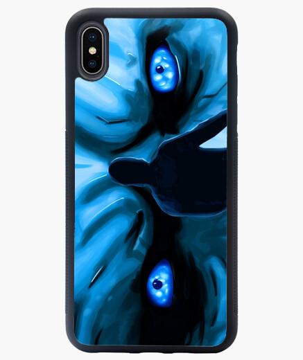 coque iphone xs max bleu roi