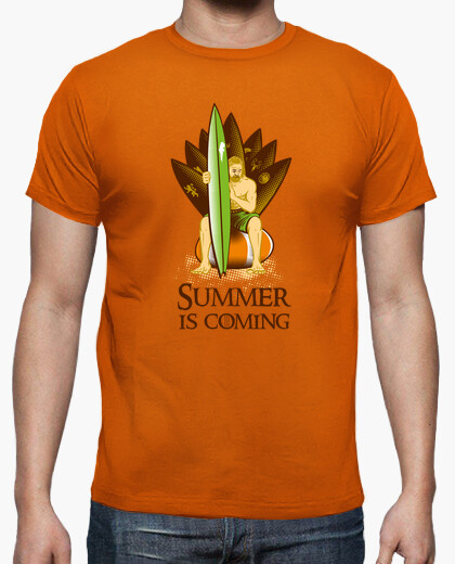 Game of thrones: summer is coming # 2 t-shirt