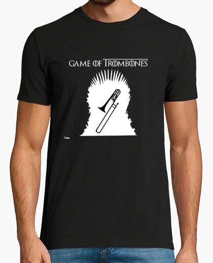 Camiseta Game of Trombones