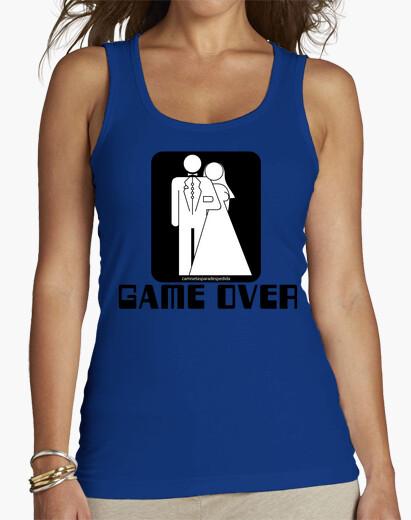 Tee-shirt game over