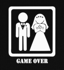 Camisetas GAME OVER
