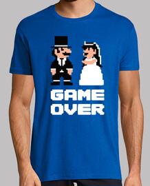 Game Over-Mario