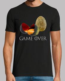 game over - oeufs de dragon - jeu de trônes