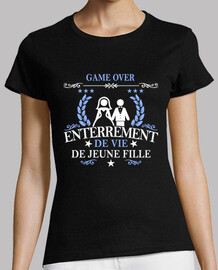 game over enterrement de vie de jeune f