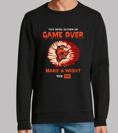 game over: esprimi un desiderio?